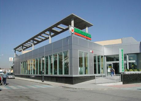 Image gallery edificios comerciales - Fachadas de locales comerciales ...