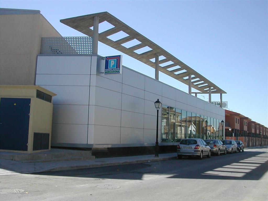 Image gallery edificios comerciales - Estudios de arquitectura bilbao ...